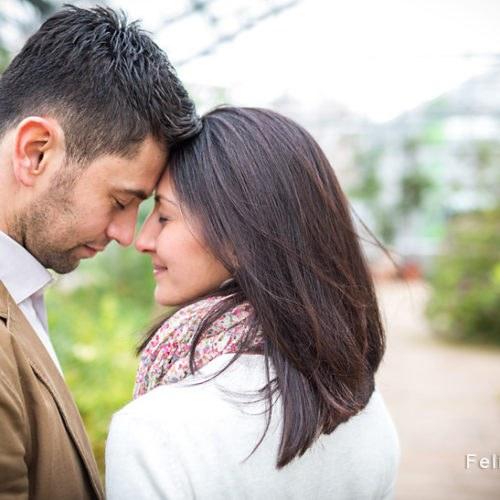 Zari und Khesraw – Engagement Shooting