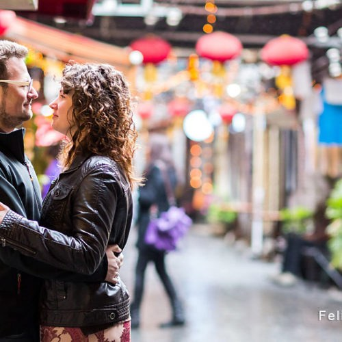 Shanghai | Jumé und Steffen – Couple Shooting – Part I