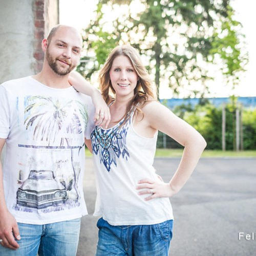 Tanja & Dominic –  Engagement Shooting