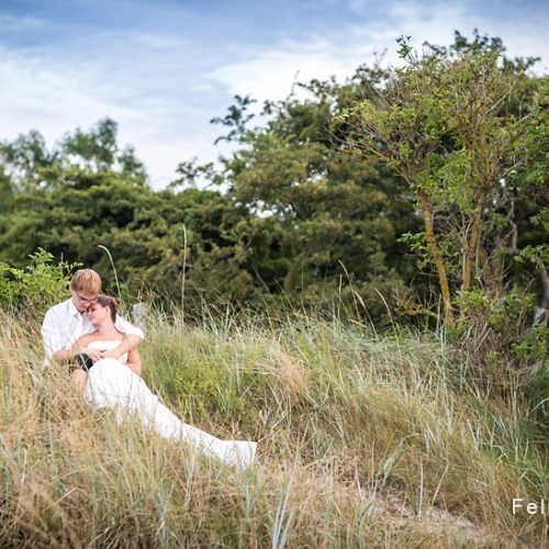 Eckernförde | Anika & Jonas – After-Wedding-Shooting