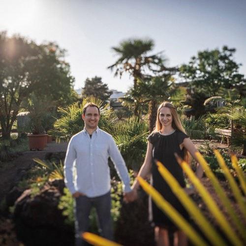 Sarah & Marc – Engagement Shooting