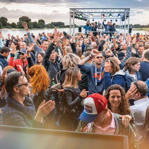 STRANDPIRATEN – Partyboot – 22.06.2018