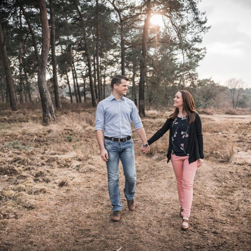 Esther & Sascha – Engagement Shooting
