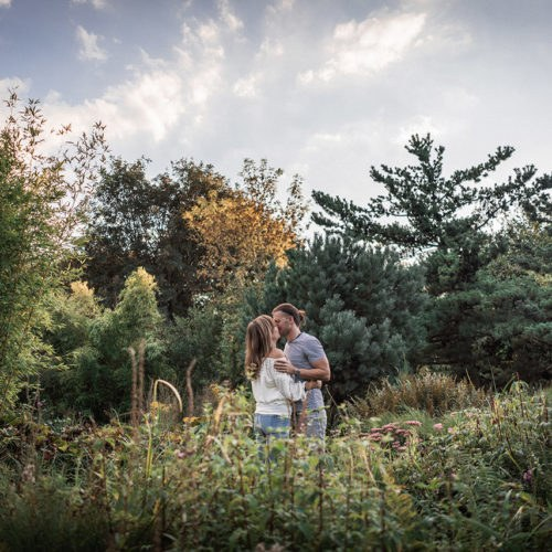 Nadine & Martin – Engagement Shooting