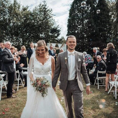 Nadine & Martin – Hochzeits Reportage