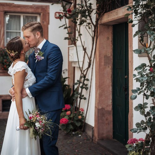 Ann-Kathrin & Manuel – Hochzeits Reportage