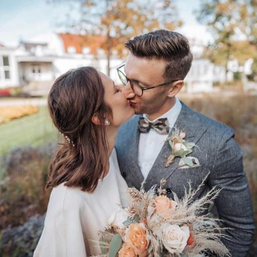 Carina & Max– Hochzeits Reportage